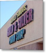 Pawn Stars Shop - Las Vegas Nevada Metal Print