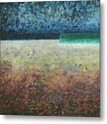 Paystract Metal Print