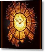 Peace And Comfort Metal Print