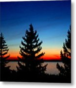 Peace And Quiet 3 Metal Print