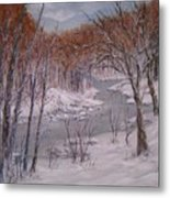 Peace And Quiet Metal Print