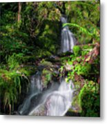 Peace And Tranquility Too Metal Print