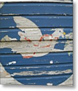 Peace In All Places Metal Print