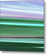 Peace Is Colorful 3 - Panoramic Metal Print