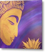 Peace Within Peace Without Metal Print