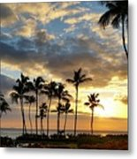 Peaceful Dreams Hawaii Metal Print