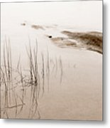 Peaceful Moment Metal Print