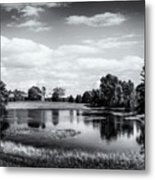 Peaceful Place Metal Print