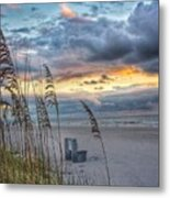 Peaceful Thoughts  Metal Print