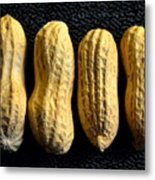 Peanuts For 4 Metal Print