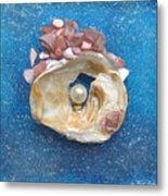 Pearl Of The North Sea Sylt No 0 Metal Print