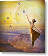 Pearls Of Heaven Metal Print