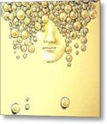 Pearls Of Wisdom Metal Print by Paulo Zerbato