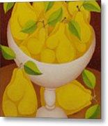 Pears   2007 Metal Print