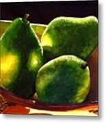 Pears No 2 Metal Print