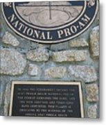 Pebble Beach National Pro-am I Metal Print
