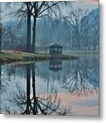 Pecks Pond Morning Metal Print