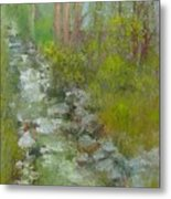 Peekskill Hollow Creek Metal Print