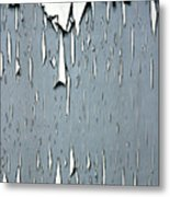 Peeling Paint 1 Metal Print