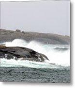 Peggys Cove Lighthouse 6138 Metal Print