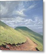 Pen Y Fan Metal Print