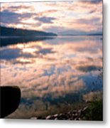 Pend Oreille Reflections Metal Print