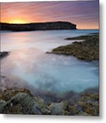 Pennington Dawn Metal Print