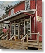 Pennsdale Country Store Metal Print