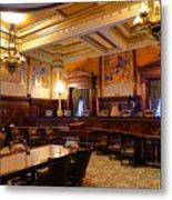 Pennsylvania Supreme Court  Metal Print