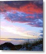 Pensacola Sunset After The Storm Metal Print