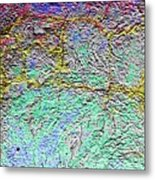 Perfect Imperfections Metal Print