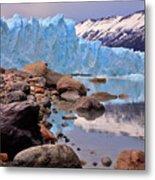 Perito Moreno 001 Metal Print