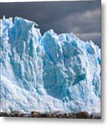 Perito Moreno Glacier - Patagonia Metal Print