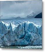 Perito Moreno Glacier Pano Metal Print