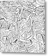 Perplex Metal Print