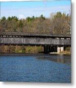 Perrine's Bridge In Spring #2 Metal Print