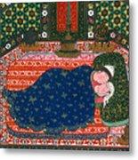 Persia: Lovers, 1527-28 Metal Print