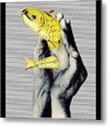Personal Goldfish Metal Print