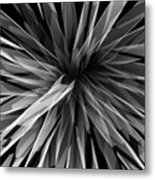 Perspective Facets Metal Print