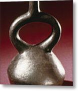 Peru: Chimu Jar Metal Print