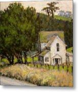 Petaluma Farmhouse Metal Print
