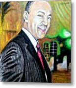Peter Kenneth  Metal Print