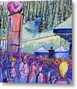Peter Rowen At Copper Mountain Metal Print