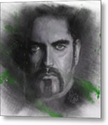Peter Steele, Type O Negative Metal Print