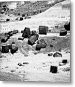 Petrified Forest National Park #3 Metal Print