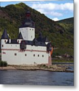 Pfalz Castle Metal Print