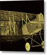 Pfalz D.xii Fighter Metal Print