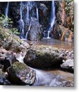 Pha Sua Waterfall Metal Print