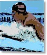 Phelps 2 Metal Print
