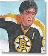 Phil Esposito Metal Print